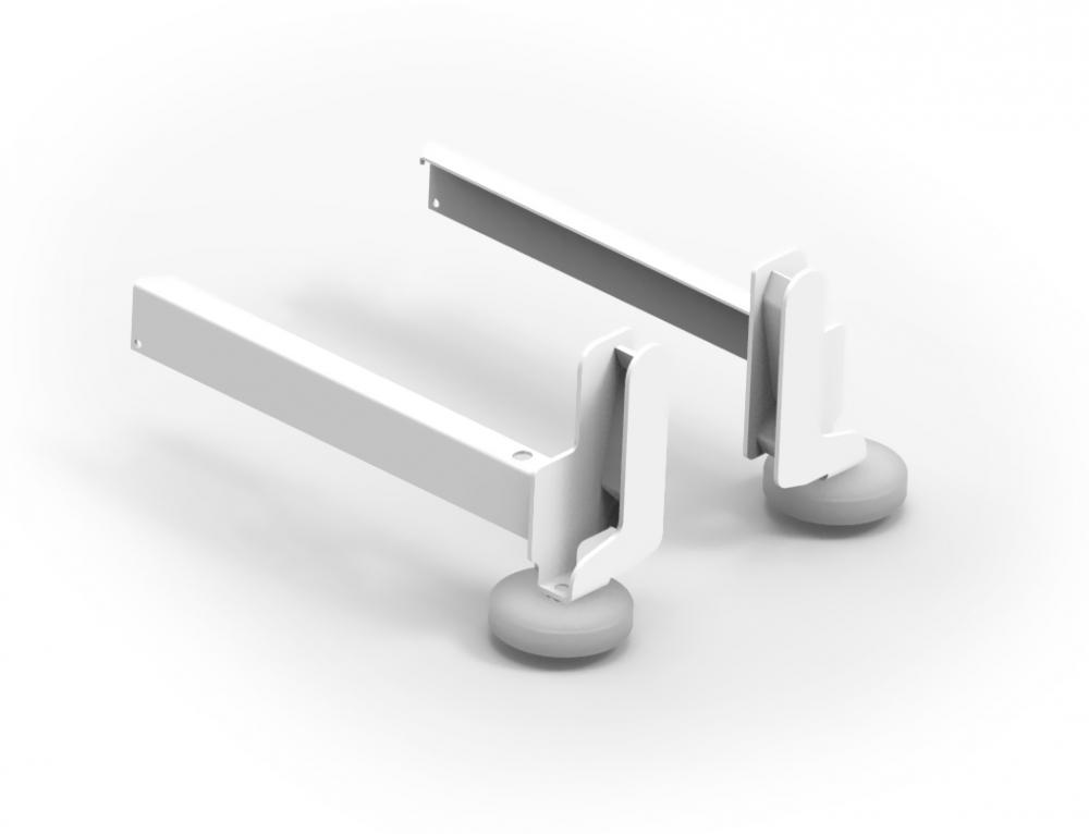 OPUS 1CW// Fenderhjulsæt inkl. gavludtræk