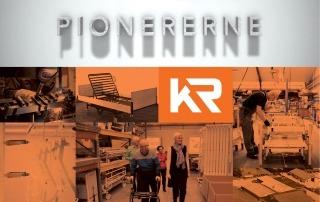 KR er med i nye programserie på TV2 Østjylland - PIONERERNE