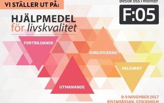 KR og OPUS 5 på Leva & Fungera i Sverige