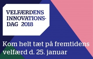 Velfærdens Innovationsdag 2018