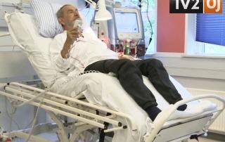 OPUS 5 i tv-indslag fra Regionshospitalet Randers