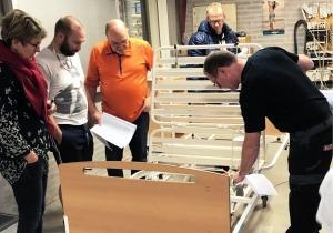 SERVICEKURSUS: Plejesengen OPUS 1CW @ KR | Hadsten | Danmark