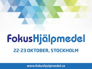 MESSE: Fokus Hjälpmedel - Stockholm @  Stockholmsmässan | Stockholms län | Sverige