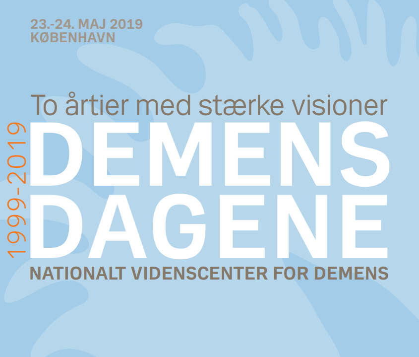 KONFERENCE: DemensDagene 2019 @ Tivoli Congress Center | København | Danmark